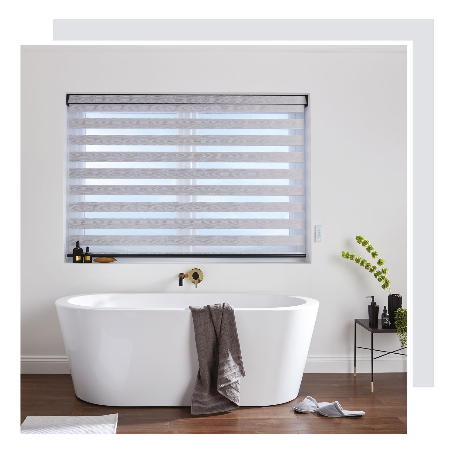How to Style Your Bathroom: 5 Top Trends - Louvolite
