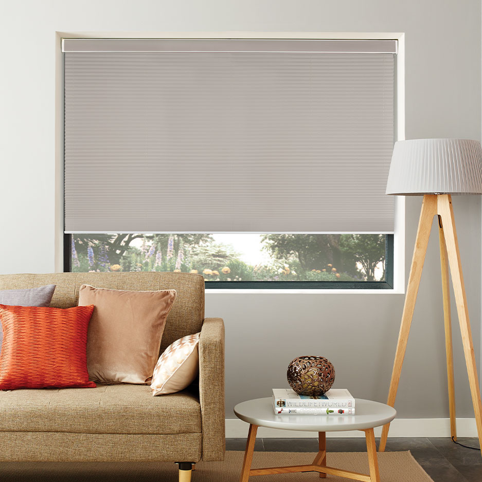 Discover Pleated & Cellular blinds