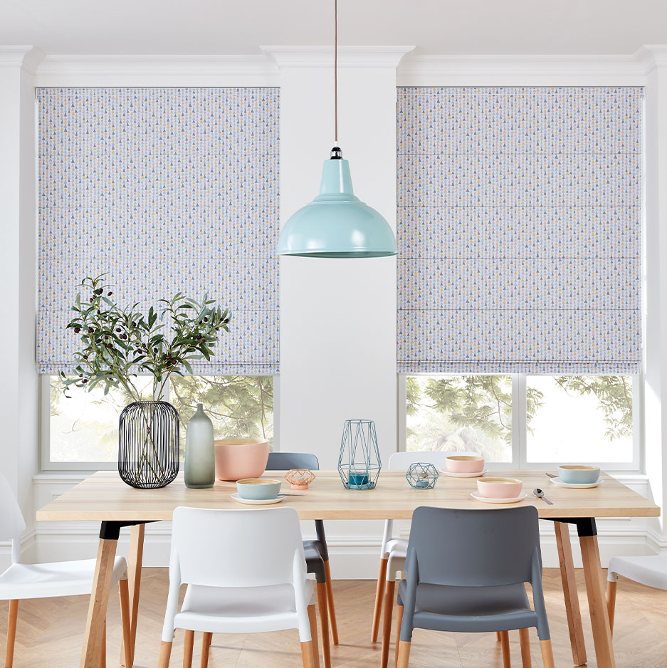 Discover Roman blinds