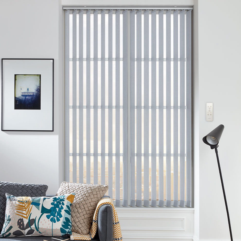 Discover Vertical blinds