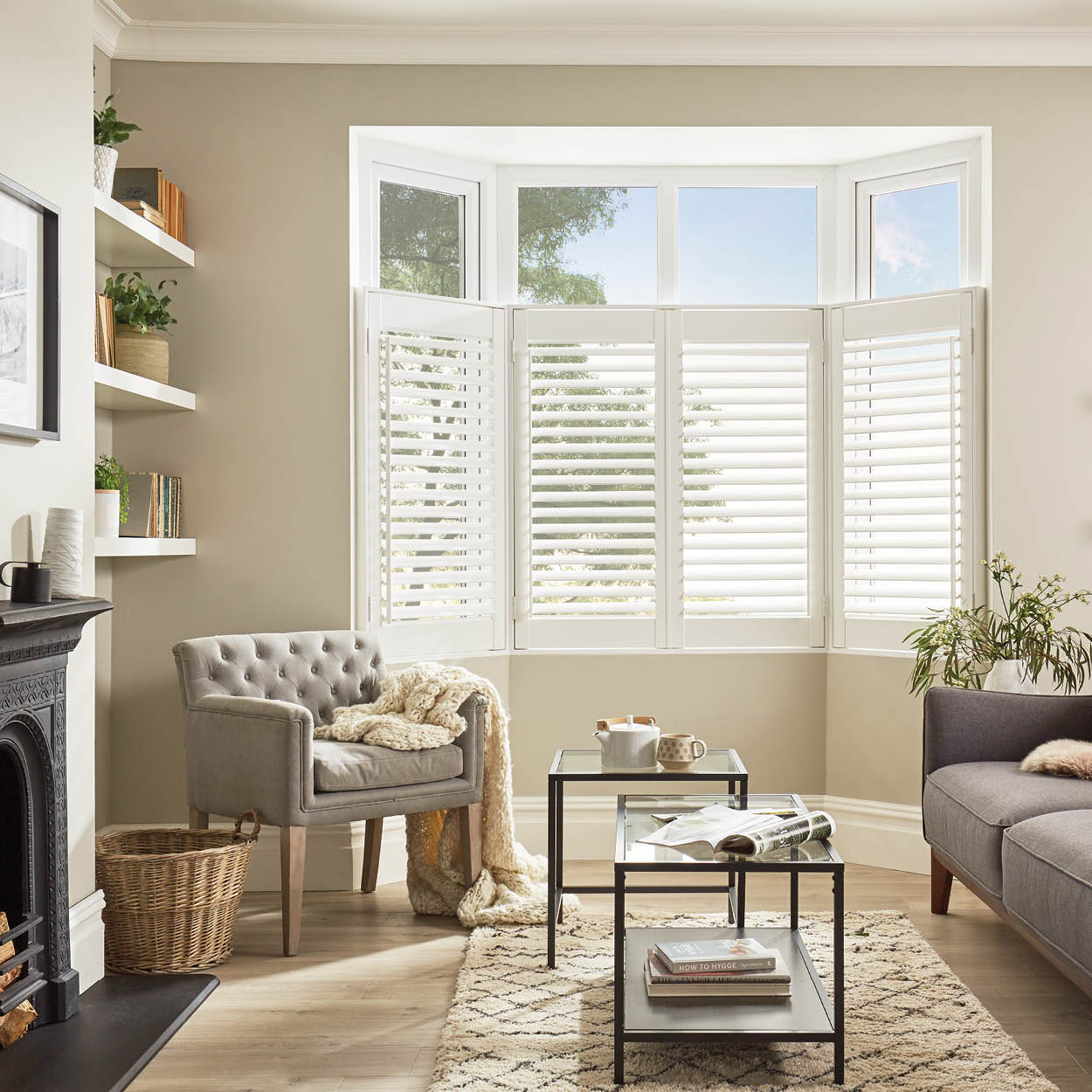 A Guide to Choosing the Perfect Shutter Style for Your Home
