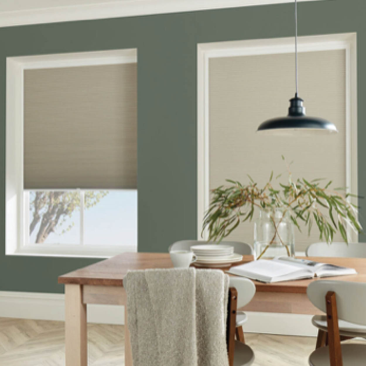 Keep Your Home Warmer This Season with Cellular Blinds