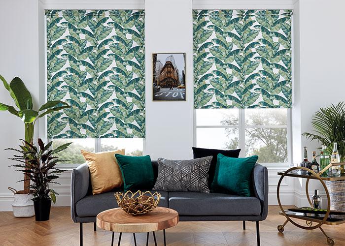 Roller - Palm Leaf